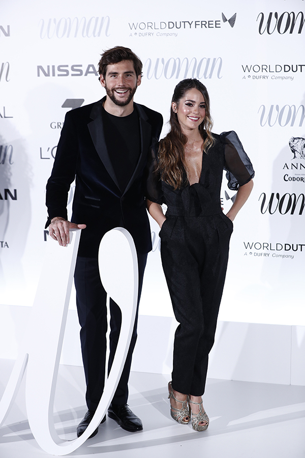 at photocall for 4th edition of Woman Madame Figaro awards in Madrid on Monday, 25 November 2019.